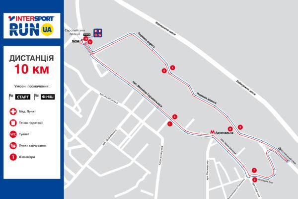 map 10km