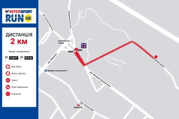 map 2km